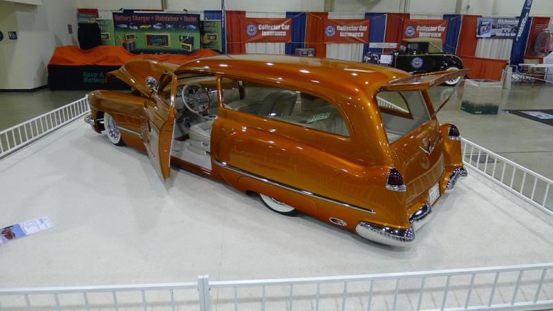 Cadillac 1948 - 1953 custom & mild custom - Page 2 84124911
