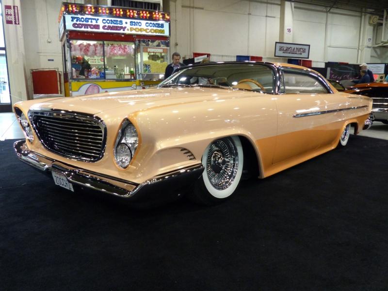1960-64 Chrysler - Desoto custom & mild custom 85076310