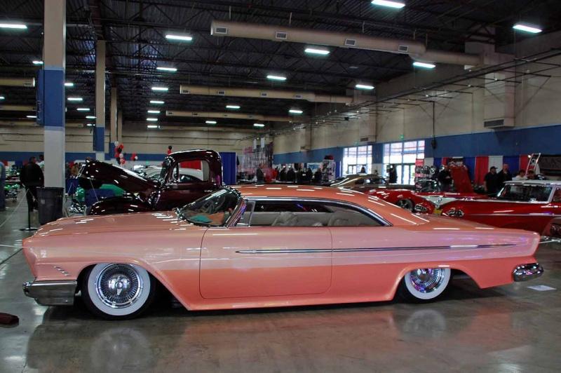 1960-64 Chrysler - Desoto custom & mild custom 85888110
