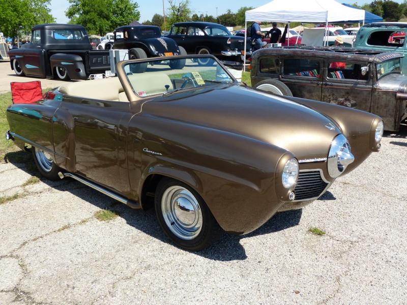 Studebaker custom & mild custom 86460510