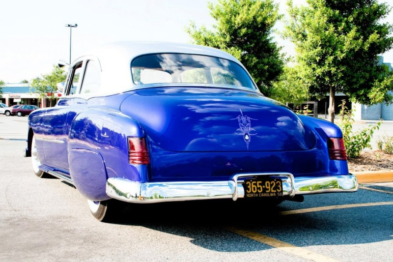 Pontiac 1949 - 54 custom & mild custom 94134710