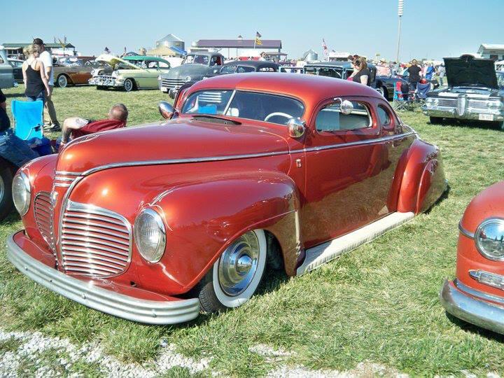 Mopar 1940 - 1950 custom & mild custom 94430010