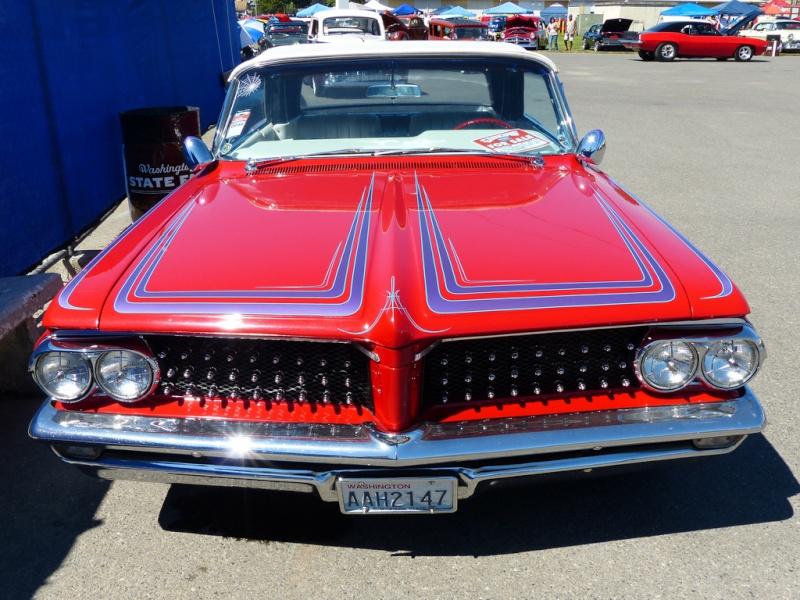 Pontiac 1959 - 62 custom & mild custom 94923610