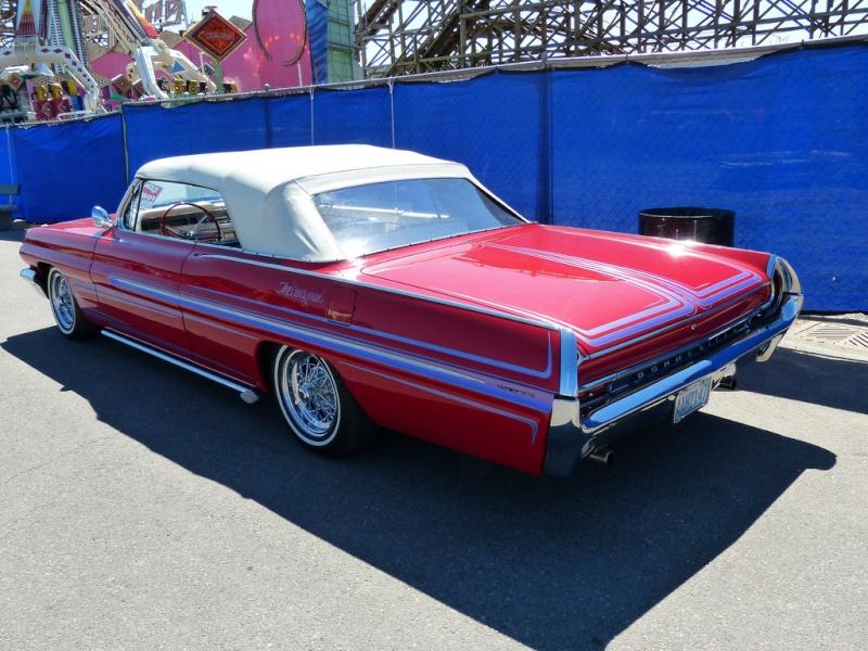 Pontiac 1959 - 62 custom & mild custom 94923611