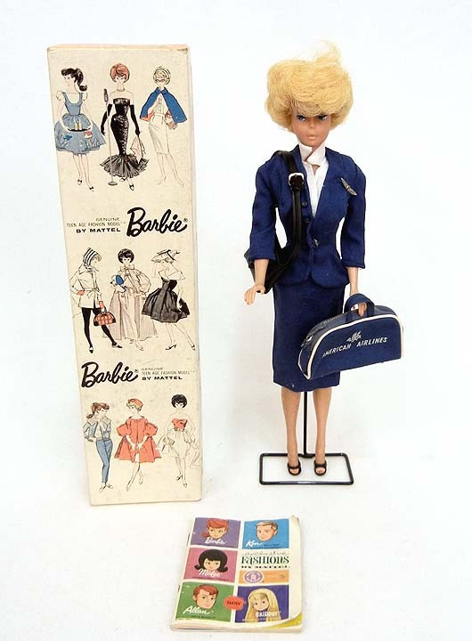 The Original Teenage Fashion Model Barbie Doll - Poupée Barbie des 1950's et 1960's 94936310
