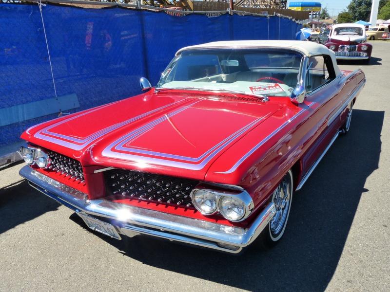 Pontiac 1959 - 62 custom & mild custom 94951610