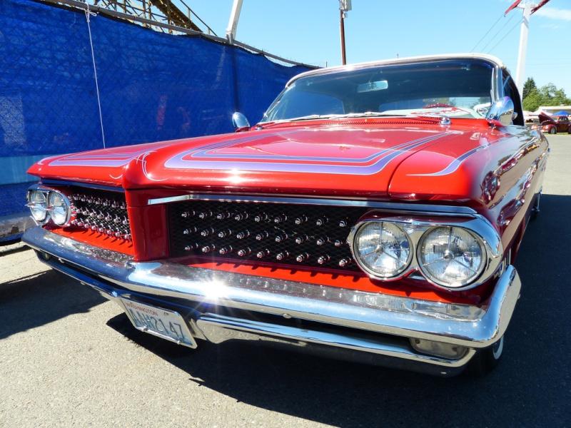 Pontiac 1959 - 62 custom & mild custom 94951611