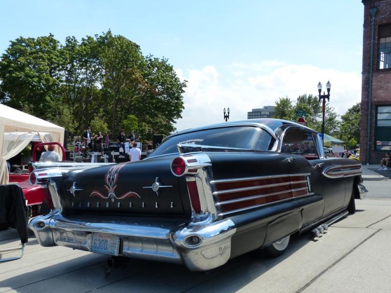 Oldsmobile 1958 - 1960 custom & mild custom 95015511