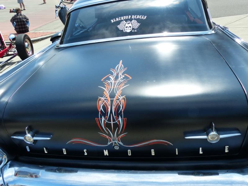 Oldsmobile 1958 - 1960 custom & mild custom 95015512