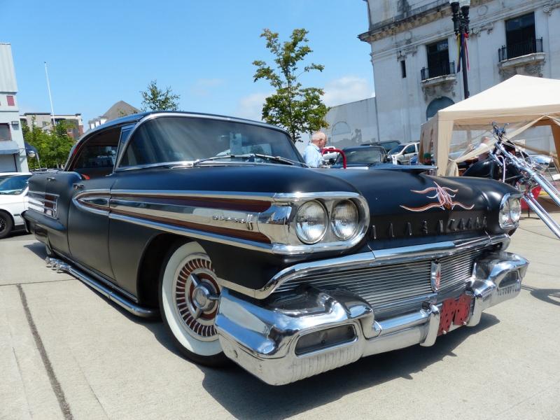 Oldsmobile 1958 - 1960 custom & mild custom 95015513