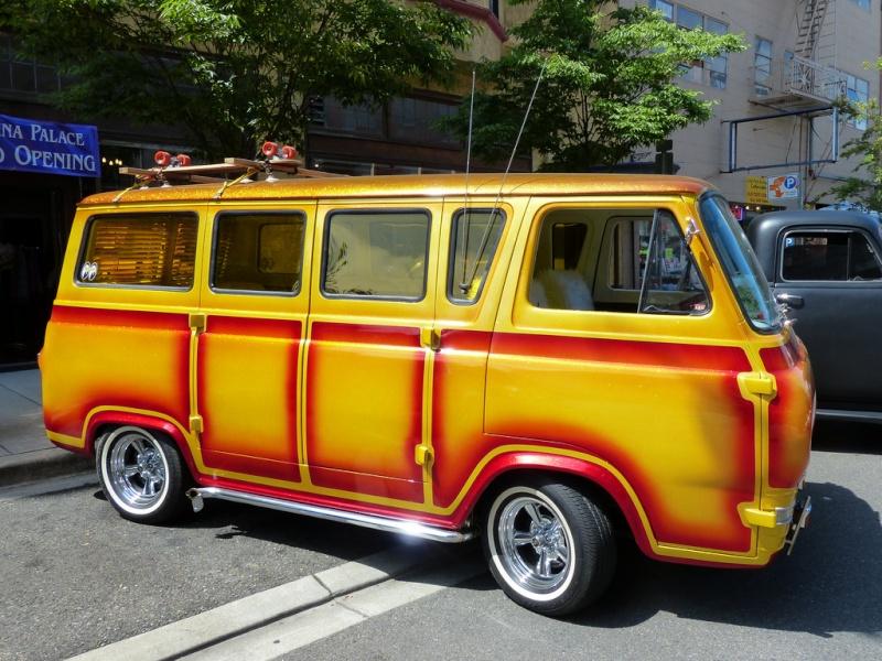 Ford Econoline 1961 - 1967 95176310