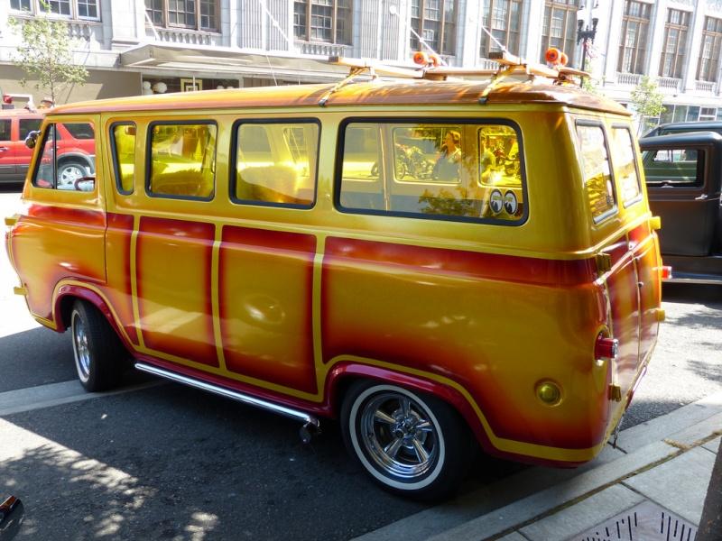 Ford Econoline 1961 - 1967 95176312