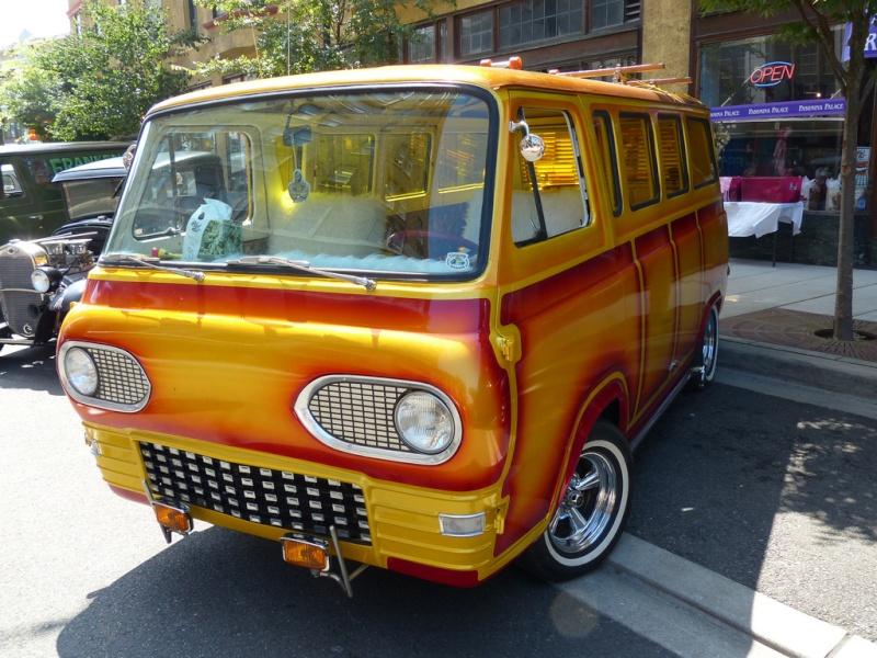 Ford Econoline 1961 - 1967 95176314
