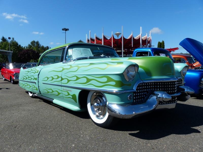 Cadillac 1954 -  1956 custom & mild custom 95831011