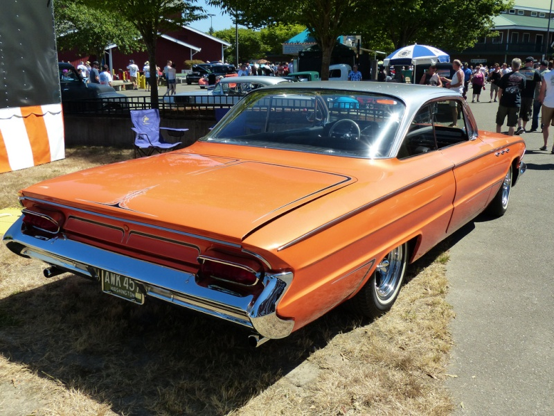 Buick 1961 - 1963 custom and mild custom 96051613