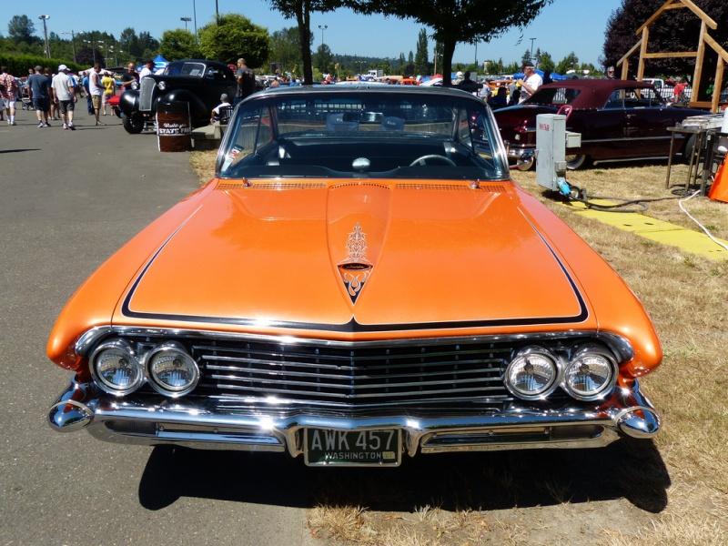 Buick 1961 - 1963 custom and mild custom 96083910