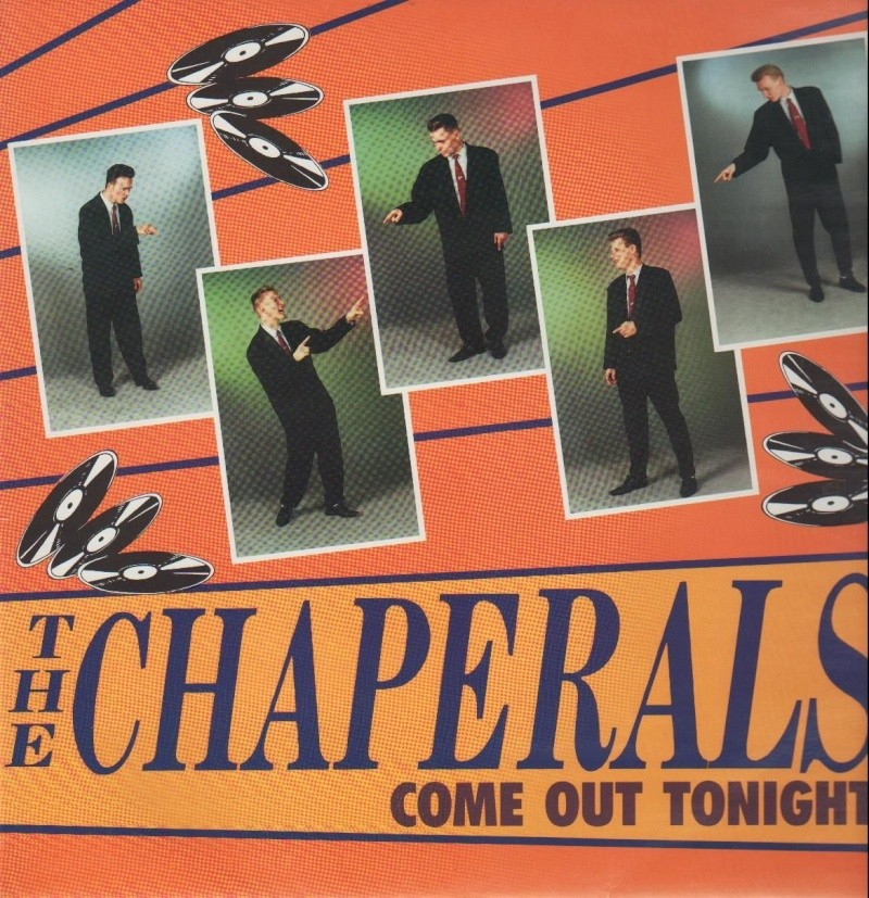 The Chaperals 96291110