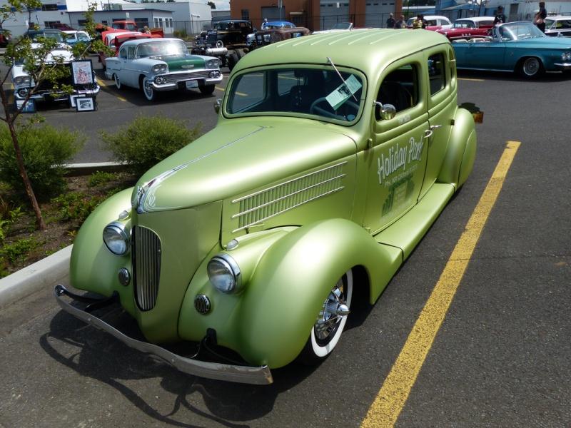 Ford 1935 - 38 custom & mild custom 96357710