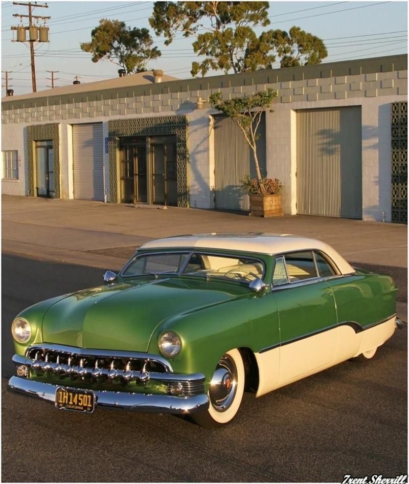 Ford 1949 - 50 - 51 (shoebox) custom & mild custom galerie - Page 6 97037410