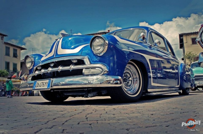 Chevy 1949 - 1952 customs & mild customs galerie - Page 6 97123810