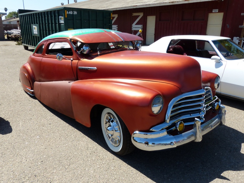 Chevrolet 1946 - 48 custom & mild custom 97266610