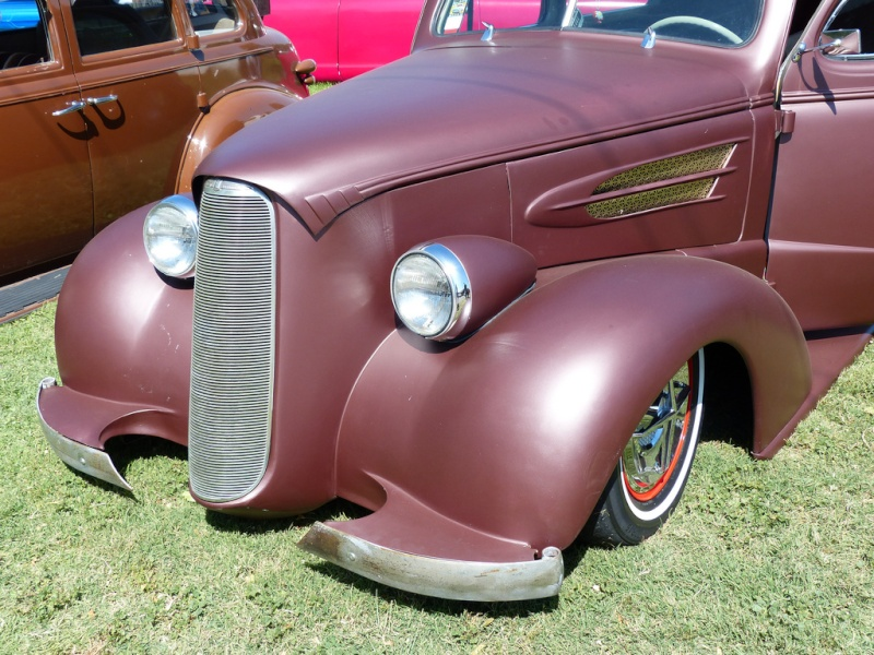 Chevrolet 1936 - 39 custom & mild custom 97287610