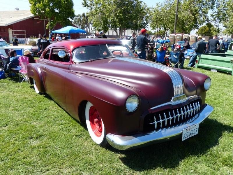 Pontiac 1949 - 54 custom & mild custom 97299810