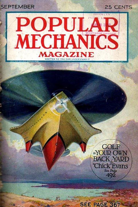 Avions 1950's, futuristes et vaisseaux spaciaux - Vintage Spaceships, Starships and futuristic planes.  98887210