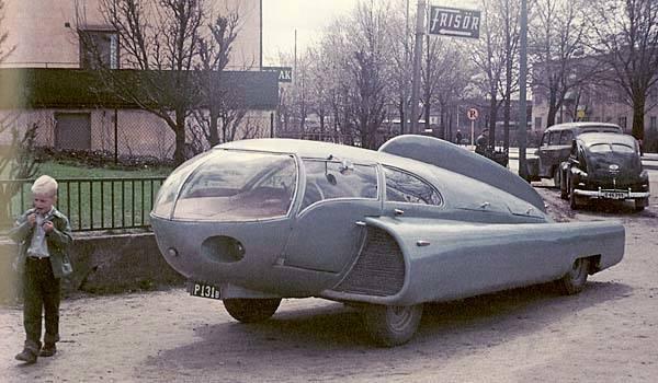 Future car 1951 - Sigvard Berggren 98890010