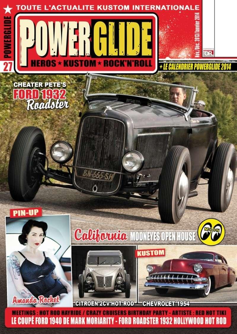 Powerglide magazine 98966610