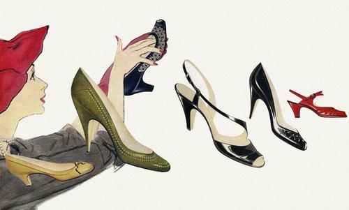 Les Chaussures de ces Dames... - Page 2 99348610