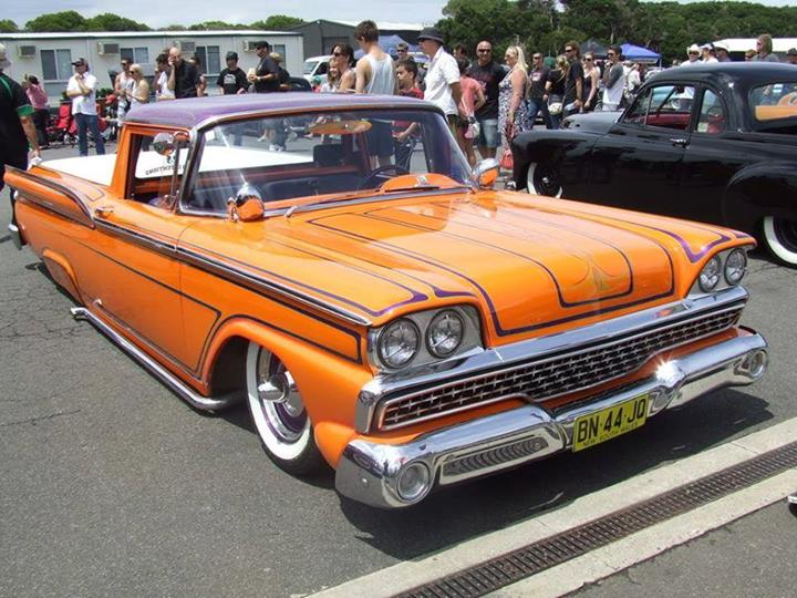 Ford 1959 custom & mild custom 99349310