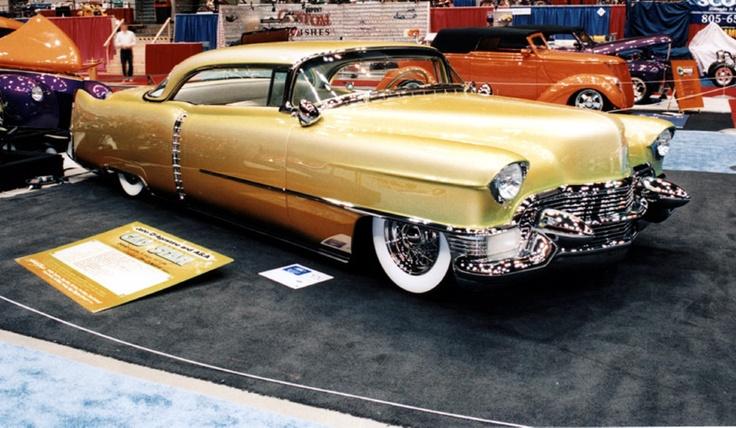 Cadillac 1954 -  1956 custom & mild custom 9939ca10