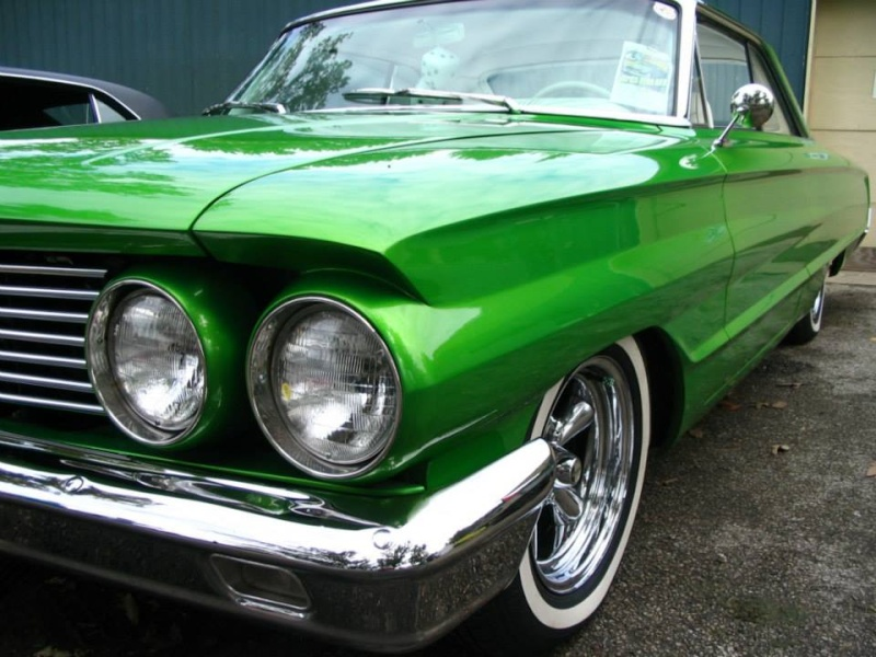 Ford 1961 - 1964 custom and mild custom 99994210