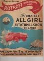 1959 Thrill Show car King Midget _57100