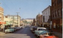 Rues fifties et sixties avec autos - 1950's & 1960's streets with cars _57205
