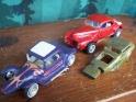 Vintage built automobile model kit survivor - Hot rod et Custom car maquettes montées anciennes _57226
