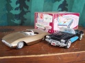 Vintage built automobile model kit survivor - Hot rod et Custom car maquettes montées anciennes _57228