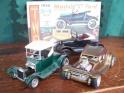 Vintage built automobile model kit survivor - Hot rod et Custom car maquettes montées anciennes _57229