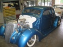 Ford 1935 - 38 hot rod _5745