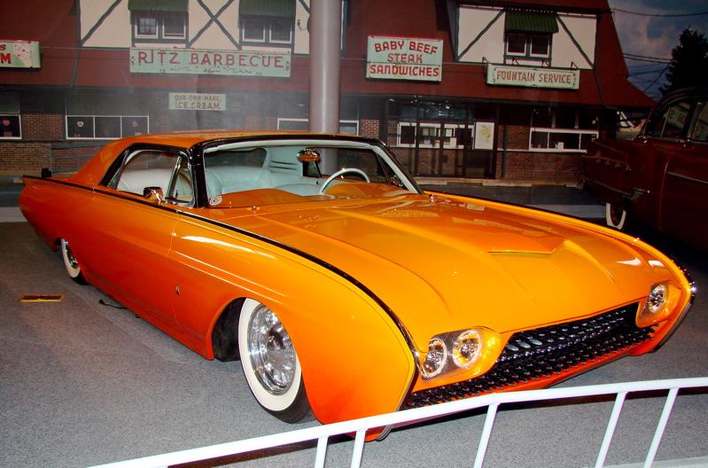Ford Thunderbird 1961 - 1963 custom & mild custom Aow01110