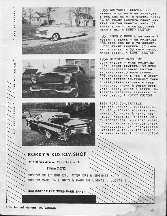 Vintage program   Annual  National Autorama  Ar35-v10