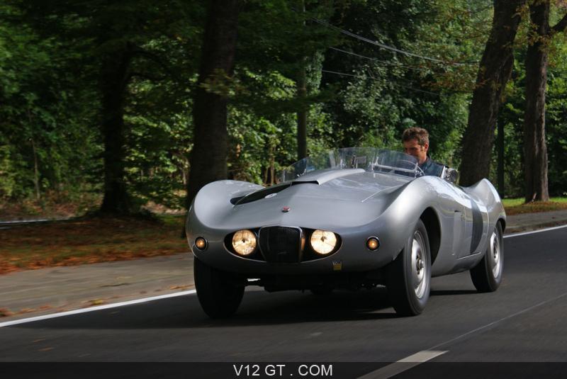 1953 Arnolt Bristol (Bertone)  Arnolt11