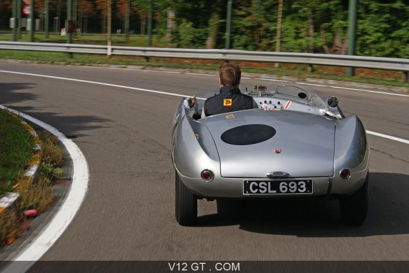 1953 Arnolt Bristol (Bertone)  Arnolt13