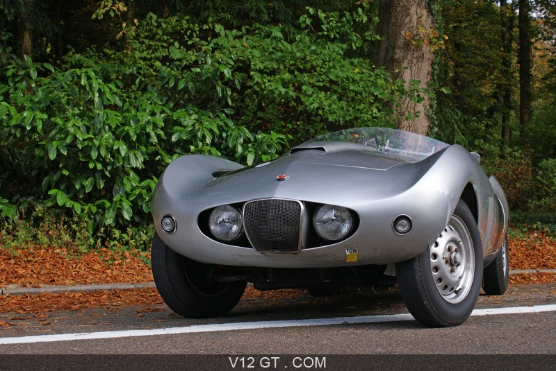 1953 Arnolt Bristol (Bertone)  Arnolt14