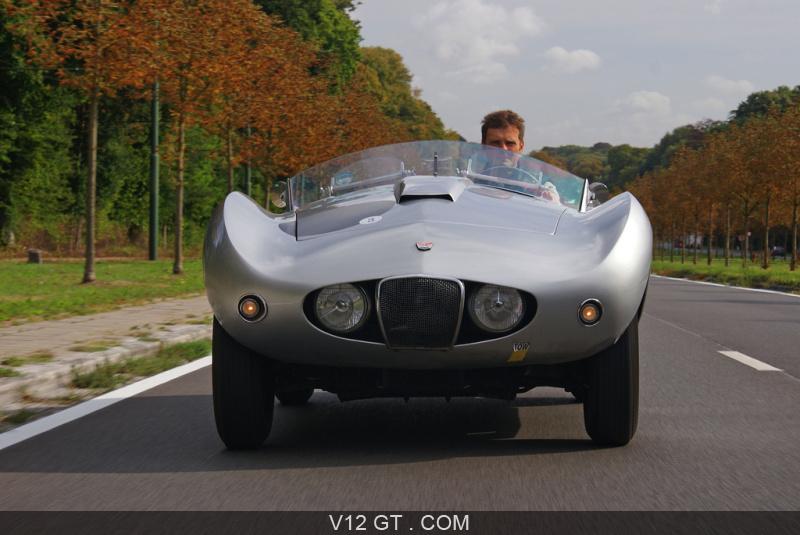 1953 Arnolt Bristol (Bertone)  Arnolt15