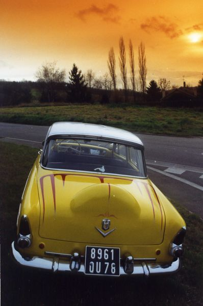 Simca custom & mild custom - Page 2 Aronde16
