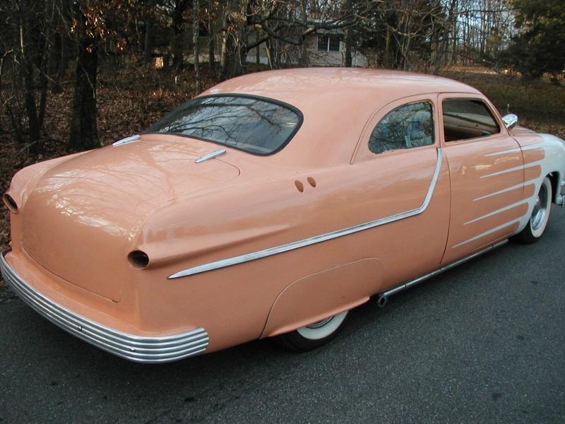 Ford 1949 - 50 - 51 (shoebox) custom & mild custom galerie - Page 6 Azaza11