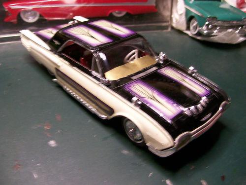 Vintage built automobile model kit survivor - Hot rod et Custom car maquettes montées anciennes B-bbum10