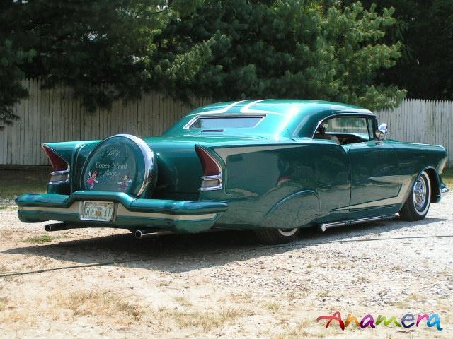 Oldsmobile 1955 - 1956 - 1957 custom & mild custom B3391e11